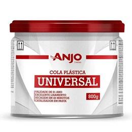 Massa Plástica (Cola)Universal 800G [ 017853-11 ] - Anjo