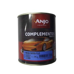 Massa Rápida Cinza Plus 1.25 Kg [ 023210-31 ] - Anjo