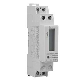 Medidor de KWH Monofásico 50A - 220V/60HZ [ 788119 ] - Rohdina