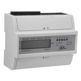 Medidor de KWH Trifásico 100A - 220V/380V/60HZ [ 788119 ] - Rohdina