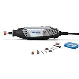 Micro Retífica Elétrica 3000 10 Acessórios 220V Dremel
