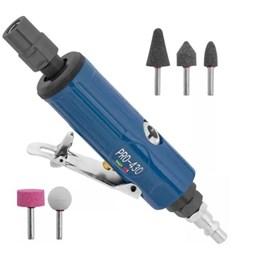 Mini Retífica Pneumática reta 1/4 [ Pro-430 ] - PDR PRO