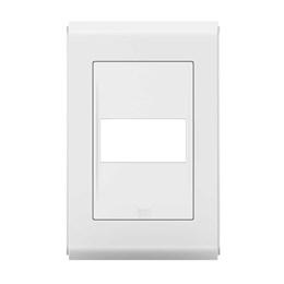Módulo Refinatto Branco - Placa 4 X 2 1 Módulo [ 14106696 ] - Weg
