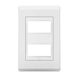 Módulo Refinatto Branco - Placa 4 X 2 2 Módulo [ 14106748 ] - Weg