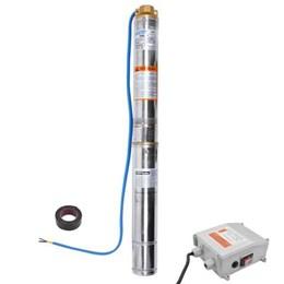 Motobomba Submersa 1/2Hp Monofásico 33975.8 220V Eletroplas