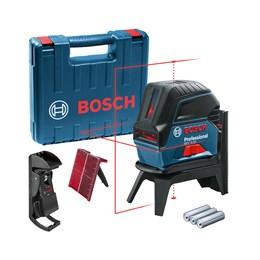 Nível Laser Combinado 15 metros Gcl 2-15 em maleta - Bosch