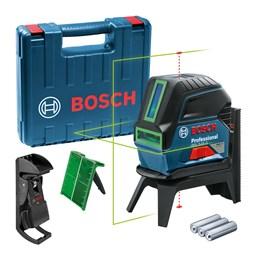 Nível Laser combinado de 15 metros Gcl 2-15 G com maleta - Bosch