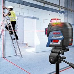 Nível Laser de Planos [ GLL3-80 ] - Bosch
