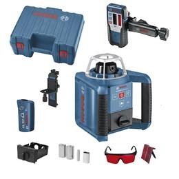 Nível Laser Rotativo Grl 300 Hv Kit [ 0601061501 ] - Bosch