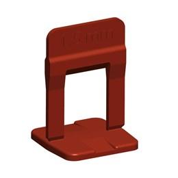 Nivelador de Piso - Espaçador 1.5 mm 100 Peças Slim [ 61535 ] - Cortag