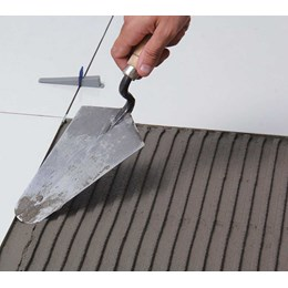 Nivelador de Piso - Espaçador 1 mm 100 Peças Slim [ 61534 ] - Cortag