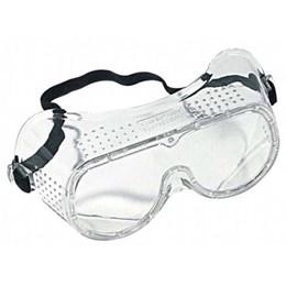Óculos Incolor Ampla Visão Perfurado [ 010130710 ] - Carbografite