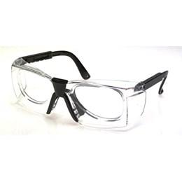 Óculos Incolor Castor Ii c/ Adaptador para Lentes [ 01.08.1.3 ] - Kalipso