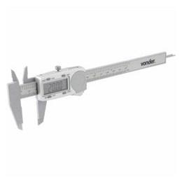 Paquímetro Digital 150mm X 6 [ 3525150153 ] - Vonder