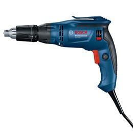 Parafusadeira 650W 1/4 c/Maleta Drywall GTB 650 [ 06014A20E0000 ] 220V Bosch