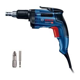 Parafusadeira 701W 1/4 c/Maleta Drywall Gsr6-45Te 127V Bosch