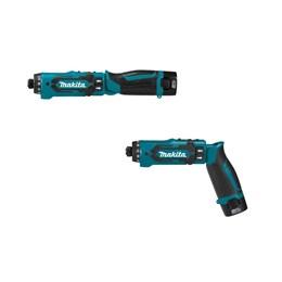 Parafusadeira Angular 7.2V 2 Baterias DF012DSE 220V Makita