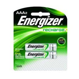 Pilha Palito AAA Recarregável Sm 2 Pc [ 56242 ] - Energizer