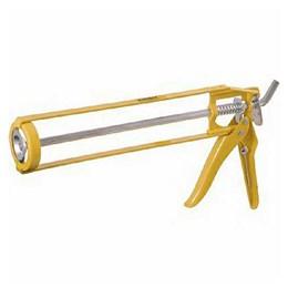 Pistola para Aplicar Silicone (Massa) Amarelo [ 3599500000 ] - Vonder