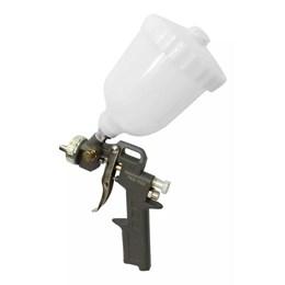Pistola Pintura Média Pressão Gravidade 500Ml  [Pro-500 ]- PDR PRO