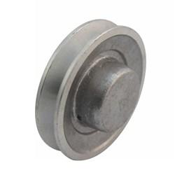 "Polia VA - 1 - 100 mm Alumínio 4"" [ PAL100A1 ] - Mademil"