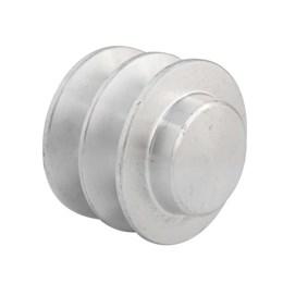 """Polia VB - 2 - 70 mm Alumínio 2.3/4"""" [ PAL70B2 ] - Mademil"""