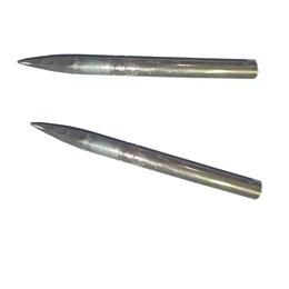 Ponteiro de Aço 10  Niquelado [ 1134 ] - Petropolis