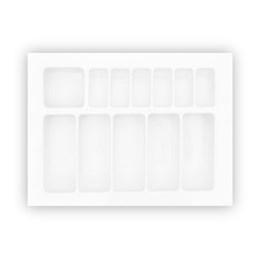 Porta Cédula Plástica 12 Div. 432X310 [ PC-10/2 ] - Mold Plast