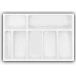 Porta Cédula Plástica 7 Div. 400X285 [ ON-04 ] - Mold Plast