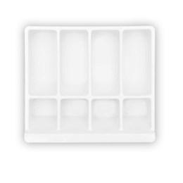 Porta Cédula Plástica 8 Div. 325X285 [ PC-07 ] - Mold Plast