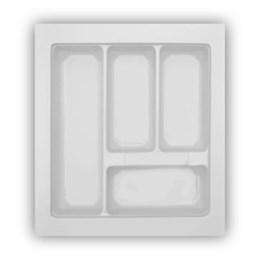 Porta Talheres Plástico 4 Div. 435X466X70mm [ DT-32 ] - Mold Plast