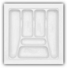 Porta Talheres Plástico 6 Div. 463X475X56mm [ DT-30 ] - Mold Plast