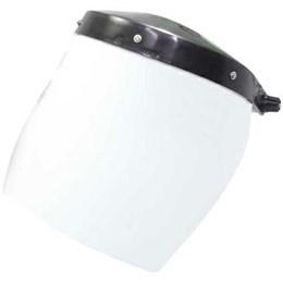 Protetor Facial  8  Incolor c/Catraca [ 010204210 ] - Carbografite