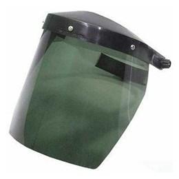 Protetor Facial  8  Verde c/Catraca [ 010227010 ] - Carbografite