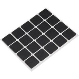 Protetor Quadrado Adesivo Feltro 22mm 20Pc [ 3374022100 ] - Vonder