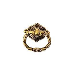 Puxador Colonial Zamac Dourado Antigo 171 ( 15155 ) - Italyline