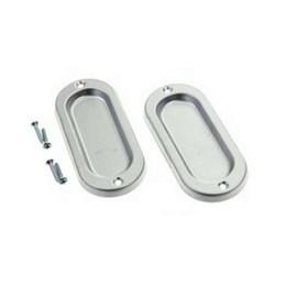 Puxador Concha Sobrepor Pequeno 311 [ 311FCR ] (FL) - Uniao