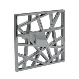 Puxador Zamac 1047 Cromado Ponto [ H1047/CROM ] - Metalsinos