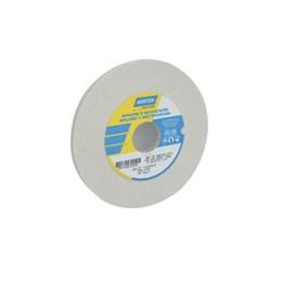 Rebolo Reto Branco 152X9.5   100 K  Fe38A [ 66253455407  ] - Norton