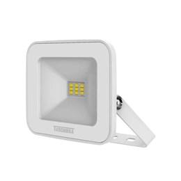 Refletor LED 10W 6500K 900 Lúmens IP65 Branco Autovolt Taschibra