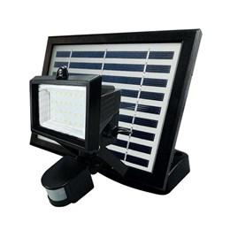 Refletor LED 3.5W 6500K 300LM IP44 com Sensor [ 15030057-02 ] - Taschibra (FL)