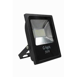 Refletor LED 50W 6500K 3600 Lúmens IP65 [ 200.58.0191-0 ] (Autovolt) - G-Light