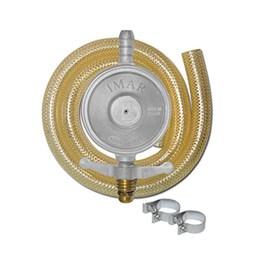 Regulador para Gás 1KG/H com Mangueira 0,80M [ 0728/02B ] - Imar