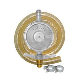 Regulador para Gás 1KG/H com Mangueira 1,25M [ 0728/05B ] - Imar