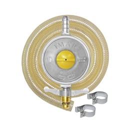 Regulador para Gás 2KG/H com Mangueira 0,80M [ 2000/02 ] - Imar