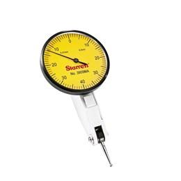 Relógio Apalpador 40 x 0,01 com 2 Acessórios [ 3909MA ] - Starrett Metrologia