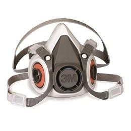 Respirador Semifacial 6200/06 [ 6200/06 ] - 3M