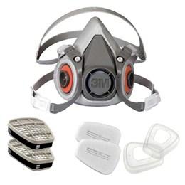 Respirador Semifacial 6200 Kit [ HB004515894 ] - 3M