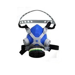 Respirador Semifacial sem Filtro com 1 Via [ MASTT 2401S ] - Alltec