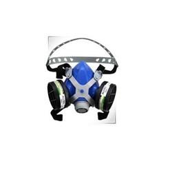 Respirador Semifacial sem Filtro com 2 Via [ MASTT 2402-S ] - Alltec